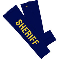 Sheriff Arm Sleeves  (No Refunds - No Exchanges)