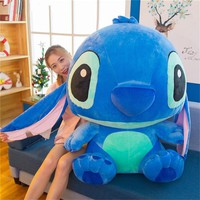 1PC 35/45CM Cartoon Stitch Lilo & Stitch Plush Toy Doll Children Stuffed Toy For Baby Kids Birthday Christmas Children Kid Gifts