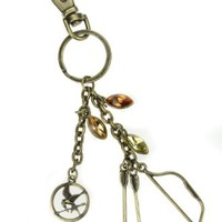 """NECA The Hunger Games Movie Bag Clip """"Bow and Arrows"""" HGTAR"""