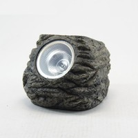 Outdoor Solar Fake Stone Lights