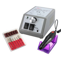 110V Professional Electric Nail Drill Machine Set Manicure