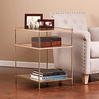 Knox Side Table By Southern Enterprises