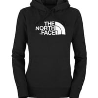 The North Face Womens Half Dome Hoodie TNF Black Size X-Small