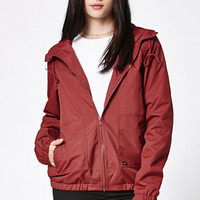 Volcom Enemy Stone Hooded Windbreaker Jacket at PacSun.com