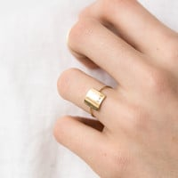 Personalized Yarra Ring