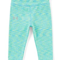 Under Armour Little Girls 2T-6X Amped Capri Leggings | Dillards