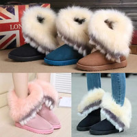 On Sale Hot Deal Winter Cotton Boots [9257017164]