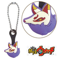 Youkai Watch Button Mascot (Kyubi)