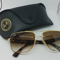 Ray Ban Sunglasses Style RB3483, size 60-16, #182
