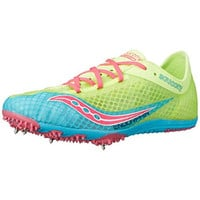 Saucony Womens Endorphin Mesh Track/Field Running Shoes