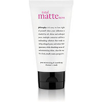 Philosophy Total Matteness Pore-Minimizing & Mattifying Cleanser + Mask