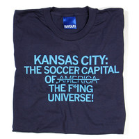 Soccer Capital of the Universe
