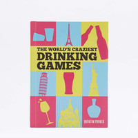 The Worlds Craziest Drinking Games Book - Urban Outfitters