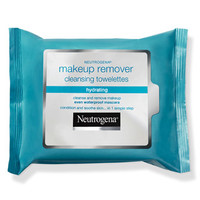 Makeup Remover Cleansing Towelettes - Hydrating | NEUTROGENA®