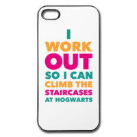 Harry Potter Hogwarts Staircases iPhone Case