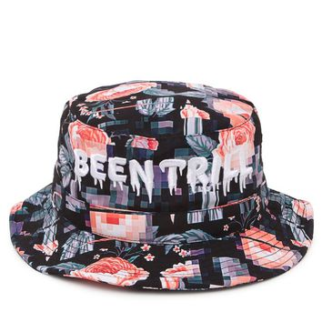 Been Trill Triforce Bucket Hat - Mens Backpack - Orange - One