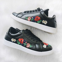 Ultra Floral Sneakers