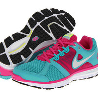 Nike Lunar Forever 2 Sport Turquoise/Fusion Pink/Volt/Metallic Silver - Zappos.com Free Shipping BOTH Ways