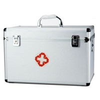 Aluminum Alloy Medicial First-aid Kit