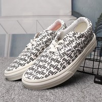 VANS Woman Men Fashion Old Skool Sneakers Sport Shoes