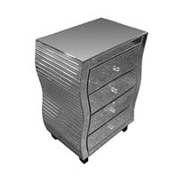 Commodious Cabinet And Storage Chests with 4 Drawers