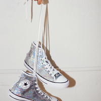 Free People Holiday Party High Top Chucks