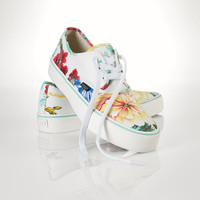 FLORAL MORRAY SNEAKER