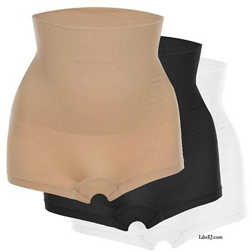 Double layered high waist girdle Lower-Back Support & Tummy Control #72172