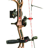"""Bow Madness XP - Ready to Shoot, Right, Break-Up Infinity with Brown Riser, 29"""" 50#"""