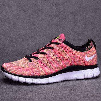 """""""NIKE"""" Trending Fashion Casual Pink Sports Shoes"""