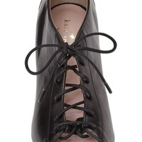 kate spade new york 'inella' lace-up bootie (Women) | Nordstrom
