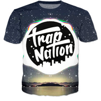 trap nation tee