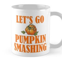LET'S GO PUMPKIN SMASHING by Divertions