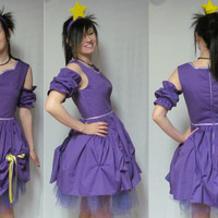 Lumpy Space Princess Cosplay Costume Adventure Time Adult Women's Size