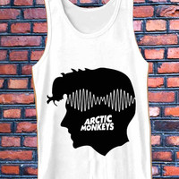 Arctic Monkeys , Alex AM best Tank Top Mens and Girls