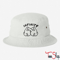 infinitys bucket hat