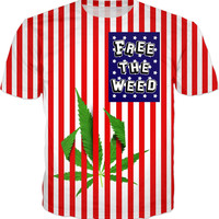 Free The Weed - White Model
