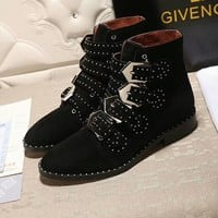 Givenchy Women Fashion Casual Punk Boots Shoes-5