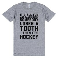 All Fun and Games-Unisex Athletic Grey T-Shirt