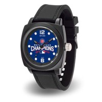 Chicago Cubs World Series Champs Men's Prompt Watch - NEW!