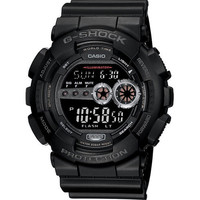 G-Shock Gd100-1B Watch Black One Size For Men 18614110001