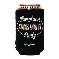 Maryland Knows How to Party / Can Cooler