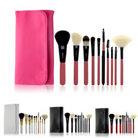 Animal Wool Makeup Brush Sets 10-pcs Make-up Brush Eye Shadow Brush [9647072207]