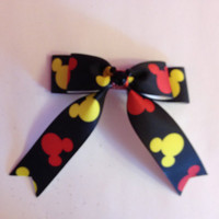 "The ""Disney Obsessed"" Bow"