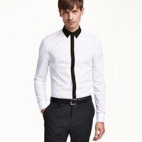 H&M Premium Cotton Shirt $29.99