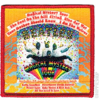 The Beatles - Magical Mystery Patch on Sale for $5.99 at HippieShop.com