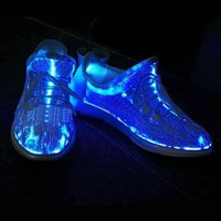 Glowing Shoes-7 LED Illuminated Sneakers/Light Up Dance Shoes