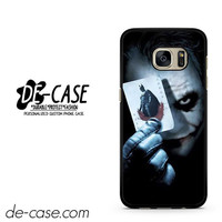 The Coolest Joker Face DEAL-10716 Samsung Phonecase Cover For Samsung Galaxy S7 / S7 Edge