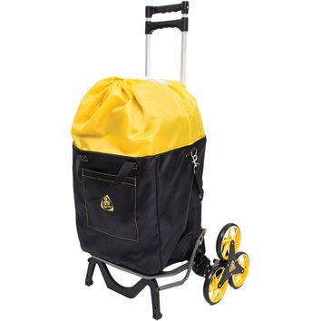 Upcart Stair Climbing Hand Truck with Bag