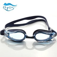 Jiejia Profesional  Myopia swimming goggles for men, anti-fog waterproof,, anti UV, glasses for swimming set,